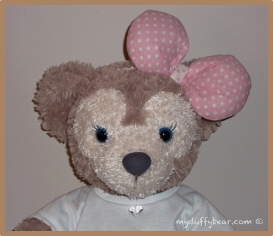 Click image for larger version  Name:11 Duffy the Disney Bear _SM Pink Dot Bow..jpg Views:1 Size:80.4 KB ID:14184