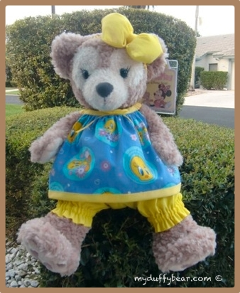 Click image for larger version  Name:13 Duffy the Disney Bear _SM Pink Dot Bow.jpg Views:1 Size:124.4 KB ID:14191