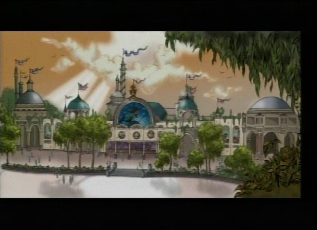 Overview of the Voyage of the Little Mermaid complex.